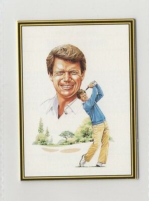 #3 Tom Watson - Ryder Cup 89 Golf Collector Card