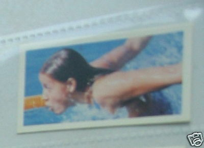 #30 Kornelia ender swimming e german olympic Sport card