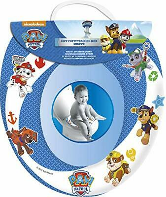 Kids Paw Patrol Soft Padded Cover Toilet Seat Training Toddler