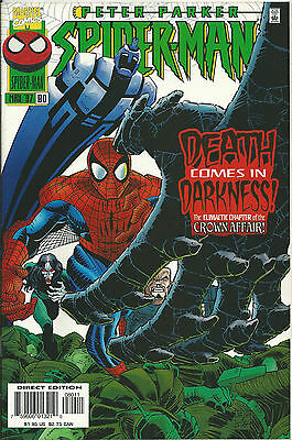 Spiderman #80 (1990 Series) (Marvel)