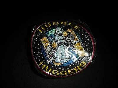 """New Sleeve Of 50 Nasa Space Shuttle Era """"hubble Huggers"""" 4 Inch Iron On Patches"""