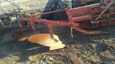 Allis Chalmers Snap Coupler 3 Bottom Plow