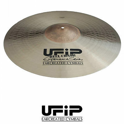 Clearance Ufip Experience Series 18 inch Bell Crash Cymbal RRP $699 Sell $299
