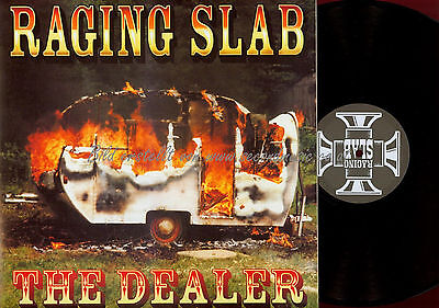Lp--Raging Slab The Dealer // Foc -- Nm --