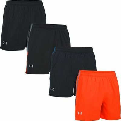 """Under Armour 2017 Launch Woven 5"""" Mens Sports Training Gym Fitness Shorts"""