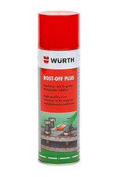Wurth Rost Off Plus 300Ml Quick Rust Penetration Quality Brand Free Postage