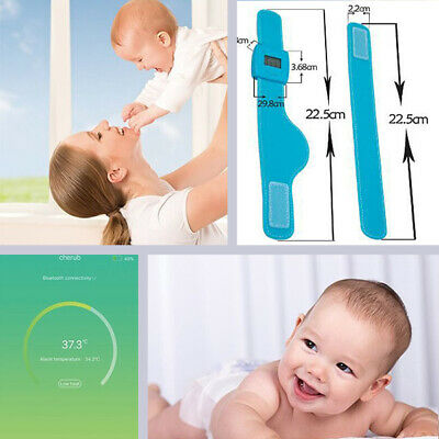 TERMOMETRO APP BABY SMART BLUETOOTH ANDROID INTELLIGENTE SMARTPHONE TABLET yj
