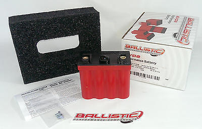EVO2 Lithium Battery 8 Cell L Ballistic 103-011L