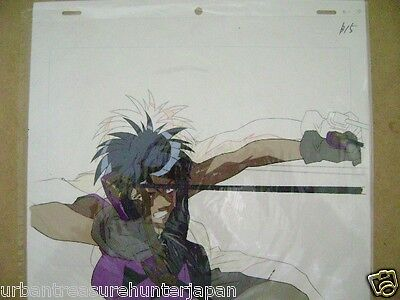 The Vision Of Escaflowne Van Fanel Anime Production Cel 5