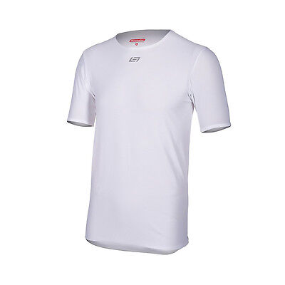 Bellwether Short Sleeve Cycling Base Layer White XL