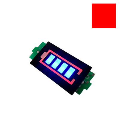 1S-7S Lithium Battery Capacity Indicator Module Li-ion Power Level Tester Meter