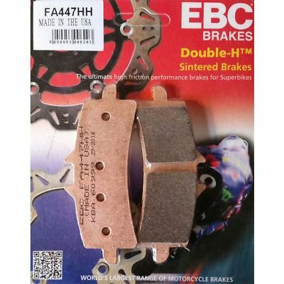 EBC FA447HH Sintered Brake Pads Front TRIUMPH Speed Triple 1050 R ABS 12-15