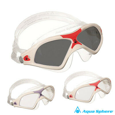 Aqua Sphere Seal XP2 Ladies Swimming Goggles Mask for Womens Girls
