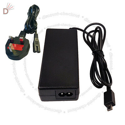 "19V 1.75A 33W Laptop Charger for ASUS EeeBook X205T X205TA 11.6"" UK Plug UKDC"