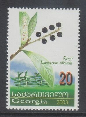 Georgia 2003 - Frutta - Fruits - T. 20 - Mnh