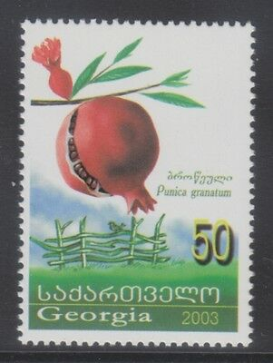 Georgia 2003 - Frutta - Fruits - T. 50 - Mnh