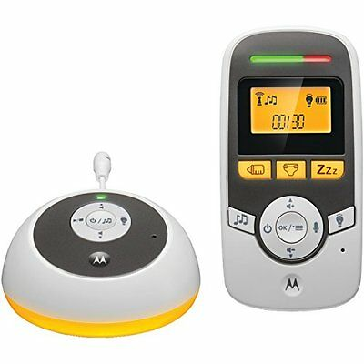 Motorola Baby Monitors: Digital Audio Baby Monitor with Baby Care Timer