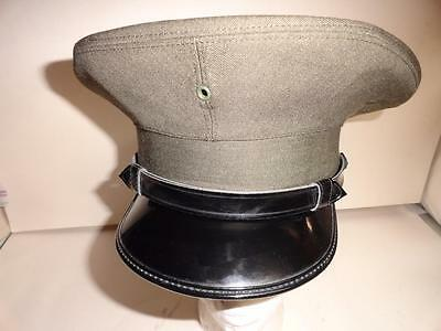 USMC Barracks Marine Cap Green Alpha Cover Used Size 7 $49.98 Free Shipping