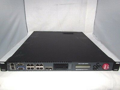 F5 Networks BIG-IP 3600 Traffic Manager with 2 power supplies 200-0293-22 Rev A