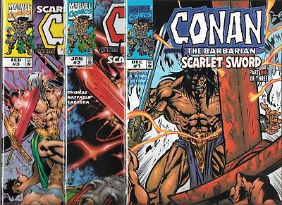 Conan And The Jewels Of Gwahlur #1-#3 Set (Nm-) Dark Horse Comics