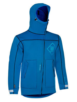 ION Neo Shelter Jacket Größe: S, Farbe: blue