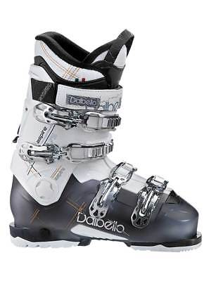 Dalbello Aspire 75 LS Women Ski Boot black transparent/white Größe: 235, Farbe: