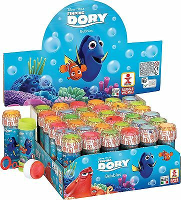 Disney Finding Dory Bubbles Fun Pocket Money Stocking Filler Party Bag Toy NEW