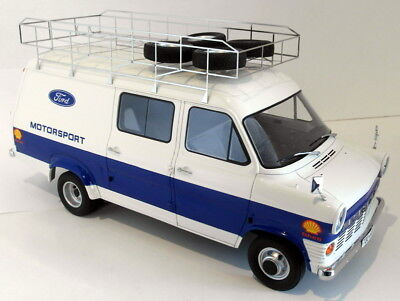 Premium ClassiXXs 1/18 Scale resin - PCL30061 Ford Transit Mk1 Ford Motorsport