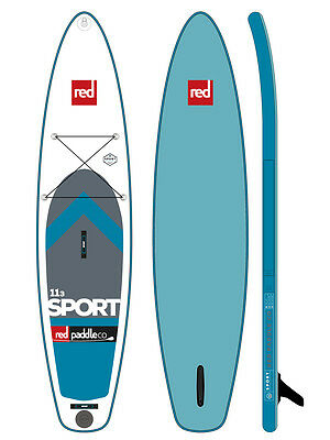 Red Paddle Sport iSUP 2017 Größe: 11'3""