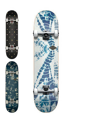 Globe Full On Mid Skateboard 2017 Farbe: indigo