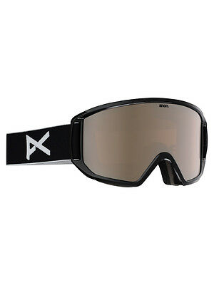 Anon Relapse Snow Goggle Farbe: black/silber amber