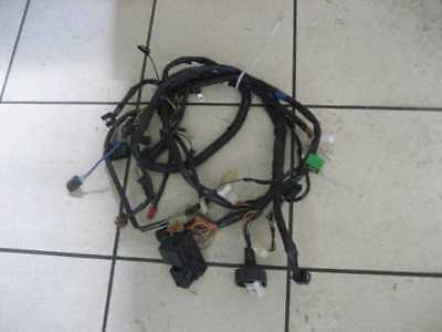 2. Suzuki Burgman on 400 WVAU CABLE LOOM CABLE WIRING HAIRNESS