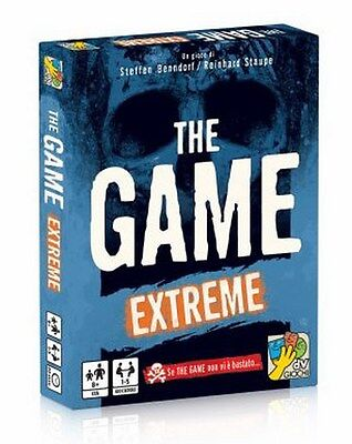 THE GAME EXTREME Gioco da Tavolo Italiano Da Vinci Carte Numeri