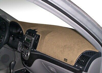 Cadillac CTS 2003-2007 Carpet Dash Board Cover Mat Vanilla