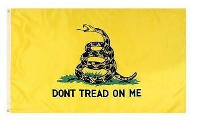 USA  DON'T TREAD ON ME  Army Military Flagge Fahne Flag