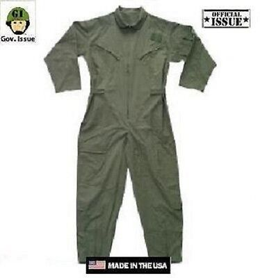 US AIRFORCE USMC USAF ARMY NAVY Fliegerkombi Pilotenoverall Kombi Overall  39S