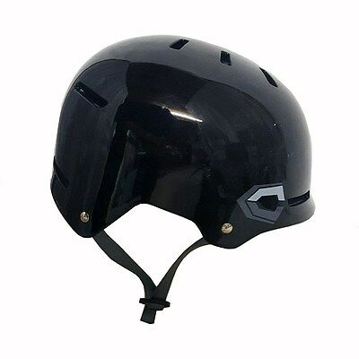 Capix Closer Helmet Snow, Skate, Wake, Bike Large/Extra Large Black - NEW