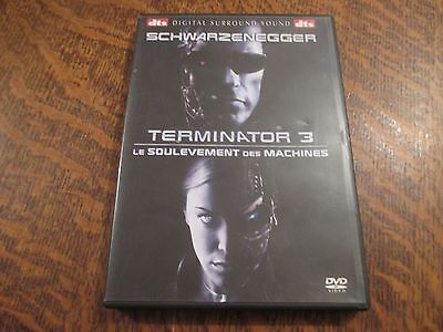 dvd terminator 3 le soulevement des machines digital surround sound