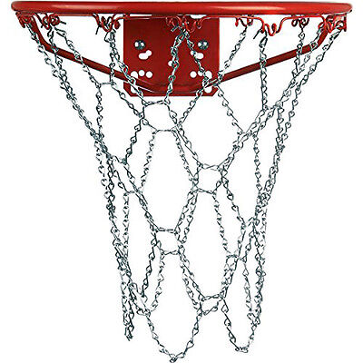 Classic Sport Steel Chain Basketball Net RIM NOT INCLUDED - NEW