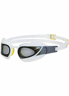 Speedo Occhialino Super Elite - Fastskin 3 - 08-209-8139 - White/smoke