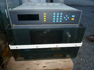Microwave Solvent Extraction MES 1000 Extraktion Aufschluss Mikrowelle TOPPi