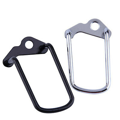 MTB BIke Bicycle Cycling Steel Iron Rear Derailleur Chain Guard Protector