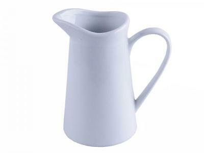 150ml Porcelain Ceramic White Milk Cream Sauce Jug in Choice of Deals