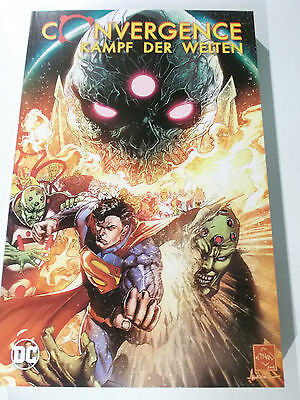 CONVERGENCE Paperback ( Panini 2017 Softcover 324 Seiten ) NEU