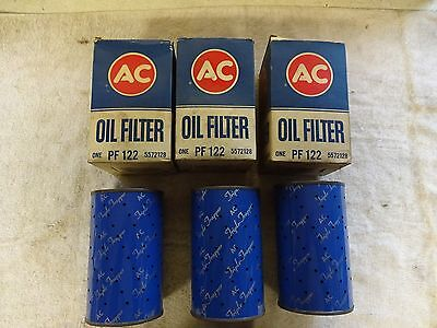 1949-64 Cadillac Buick Oldsmobile Pontiac GMC New GM AC PF122 Oil Filter 5572128
