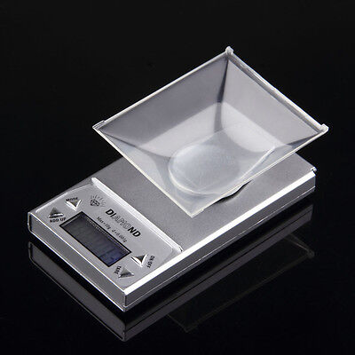 Portable 10g/0.001g Precision Digital Scale Gold Jewelry Weight Balance New HT