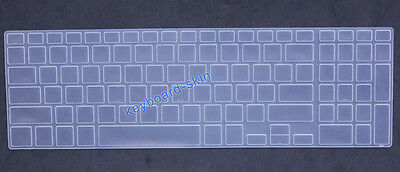 Keyboard Skin Cover for Dell Inspiron 15 5000 5542 5545 5547 unfit 15R(5521)5537