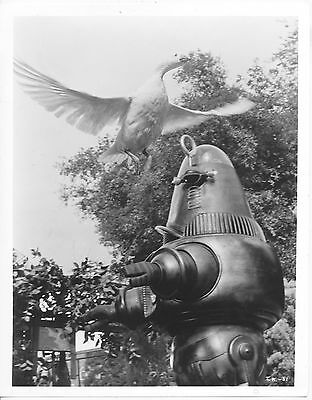 Invisible Boy/robby The Robot/1957/ 8X10 Photo From Original Neg. Cc19463  4-57