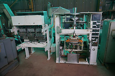 Triangle Package Machinery  - Form Fill & Seal  L5/A4MH2 4.5 inch forming tube