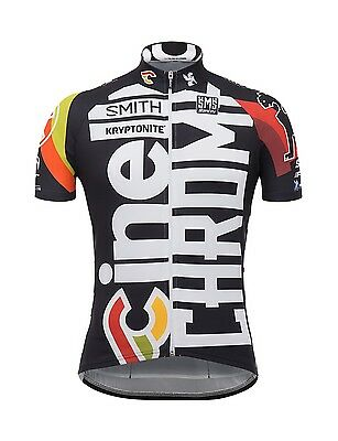 2017 Cinelli Chrome Training CYCLING JERSEY - Made in Italy by Santini dcd23c2b0